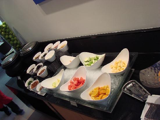 Holiday Inn Melaka : Buffet breakfast