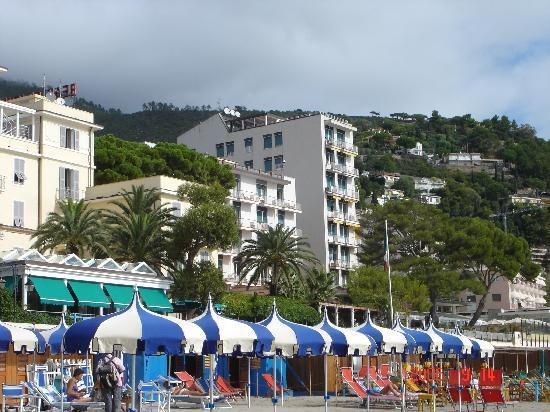 Diana Grand Hotel: Hotel