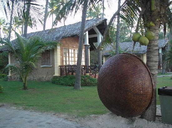 Little Mui Ne Cottages: beachfront cottage
