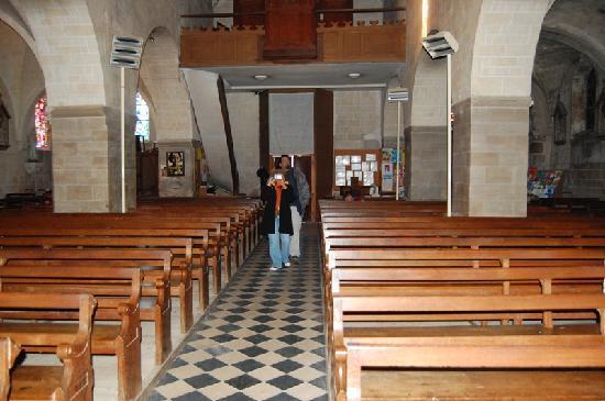 la chapelle saint mesmin church bilde av la chapelle saint mesmin i loire valley tripadvisor. Black Bedroom Furniture Sets. Home Design Ideas