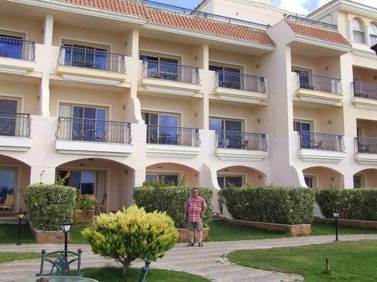 San Giovanni Cleopatra Hotel: hotel rooms