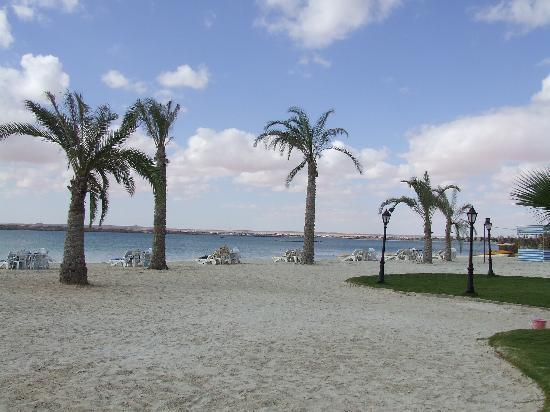 San Giovanni Cleopatra Hotel: hotel beach