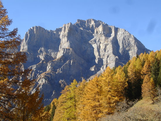 Leukerbad, Switzerland: Wunderbare Alpenwelt