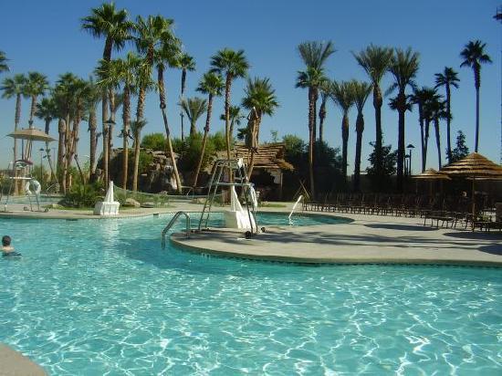 Pool at Tahiti Village  Picture of Tahiti Village Las Vegas