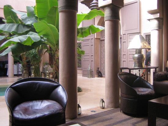 Riad Noir d'Ivoire: Riad