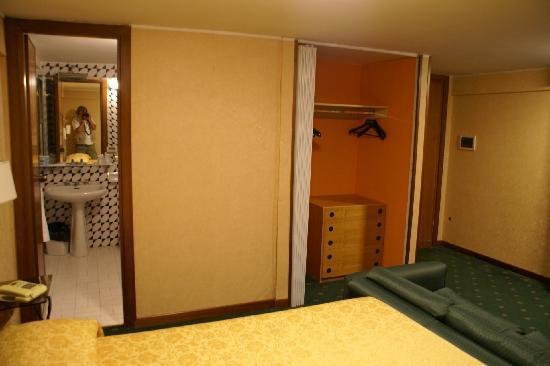 Park Hotel Blanc et Noir : et de quelques rangements