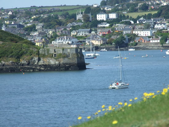 ‪‪Kinsale‬, أيرلندا: Kinsale from Charles Fort‬