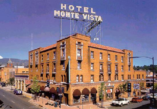 Antique Furniture Picture Of Hotel Monte Vista