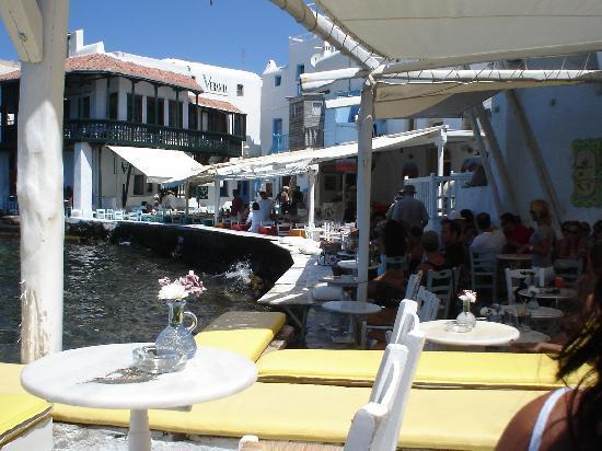 Artemis Hotel: pequeña venecia - mykonos