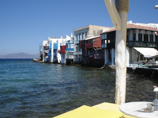 Artemis Hotel: otra de la pequeña venecia