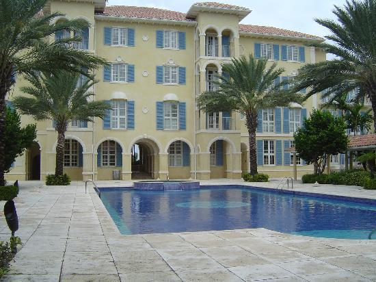 Pool and Courtyard