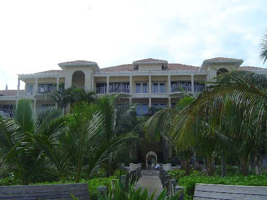Villa Renaissance: View from beach