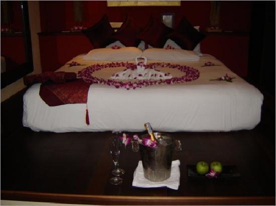Zazen Boutique Resort & Spa: Bed