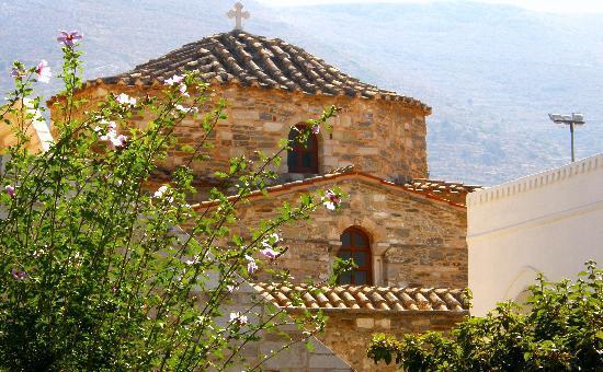 Panayia Ekatondapiliani Cathedral: Panagia Ekatondapiliani Cathedral
