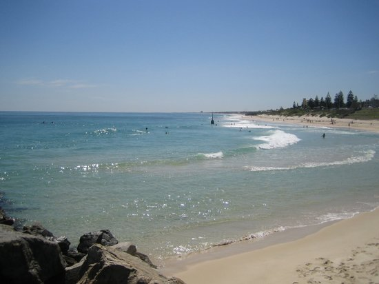 Cottesloe Beach: Cottesloe main beach