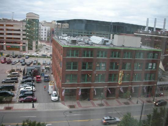 Courtyard Grand Rapids Downtown: The BOB