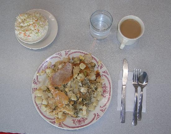 Kuppy's Diner : Oyster Pie