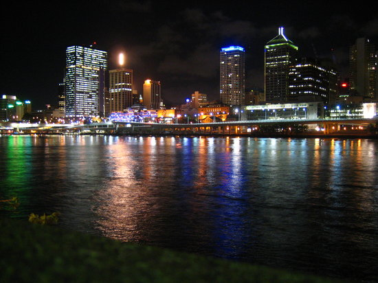 Brisbane, Australien: City
