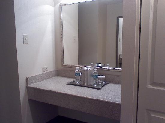 Hilton College Station & Conference Center: Hilton Vanity