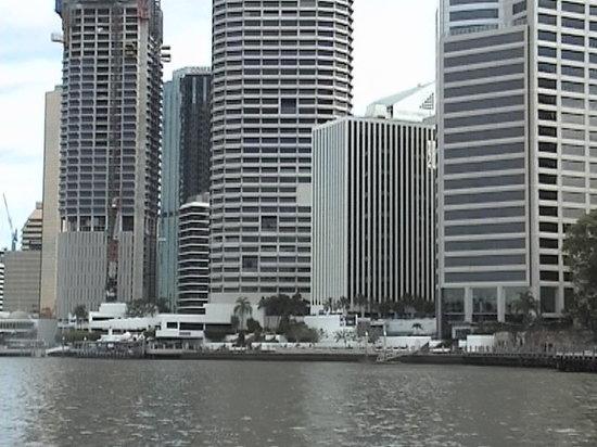 Brisbane, Australia: Brisban skyline
