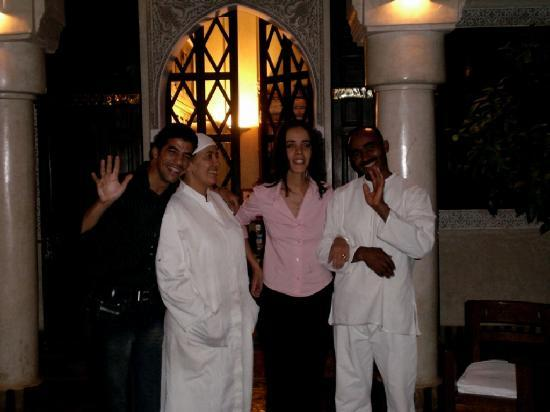 Angsana Riads Collection Morocco: Riad staff