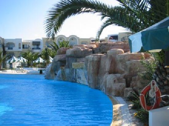 Djerba Holiday Beach : hotel pool