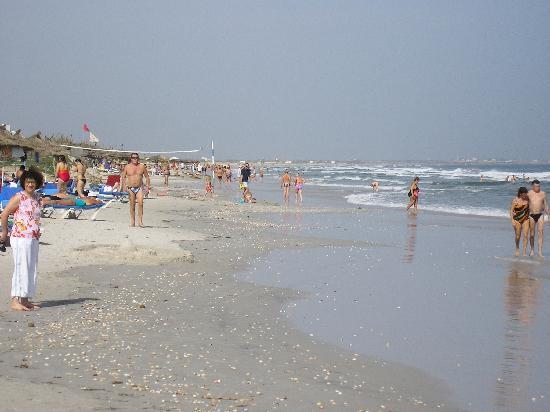 Mahdia Palace Thalasso : plage