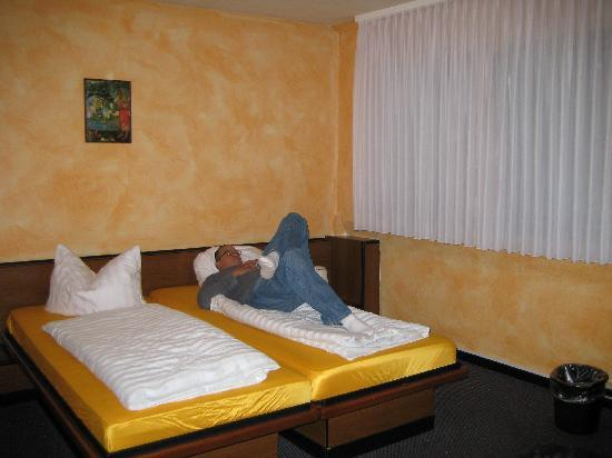 Hotel Rebstock : Double-bed room