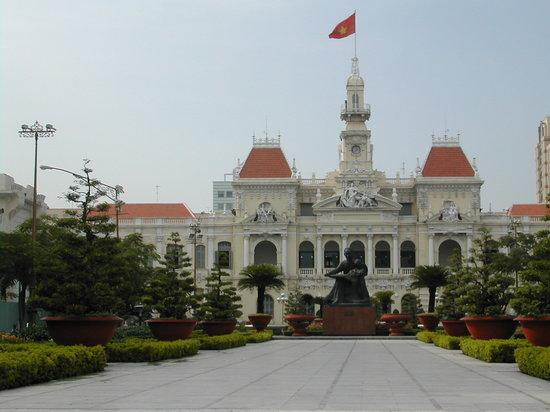Ho Chi Minh City, Vietnam: Saigon1