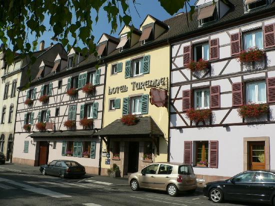 hotel turenne colmar picture of hotel turenne colmar