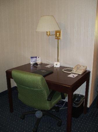 SpringHill Suites Cincinnati Northeast/Mason: Desk