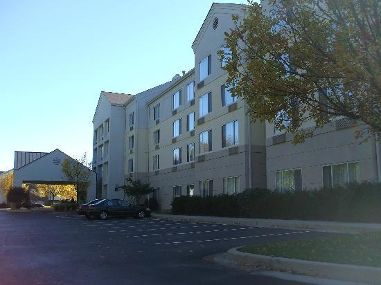 SpringHill Suites Cincinnati Northeast/Mason: Hotel View
