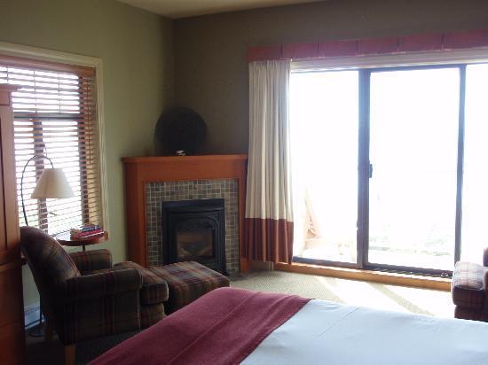 Long Beach Lodge Resort : Our room