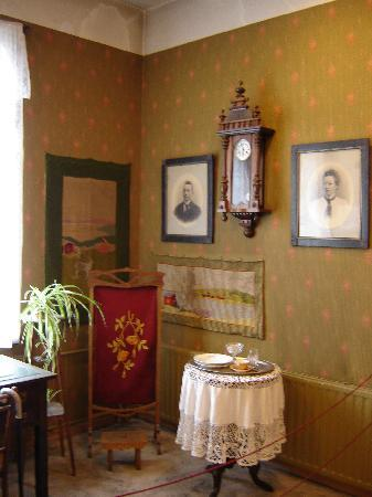 Tampere, Finlande : The furniture from Lenin's room