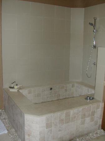 Impiana Private Villas Seminyak : Bathtub
