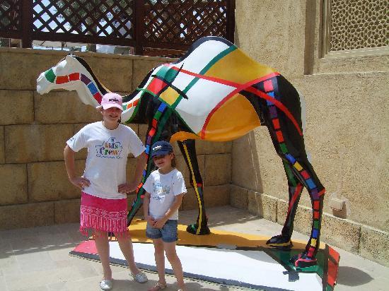 Jumeirah Mina A'Salam: Great camel