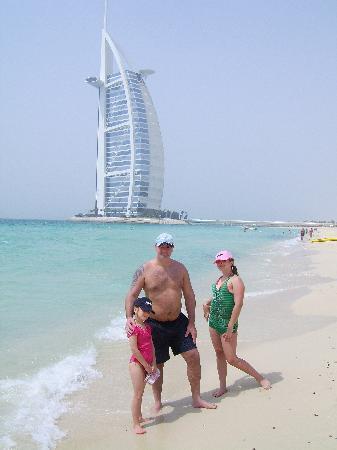 Jumeirah Mina A'Salam: Beach
