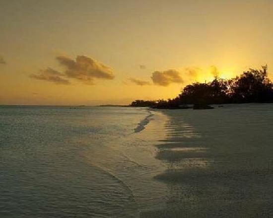 Quirimbas Archipelago, Mozambique: Stunning sunset