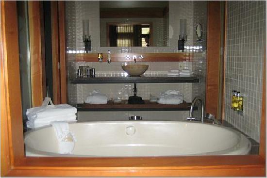 Γούντινβιλ, Ουάσιγκτον: Bathroom