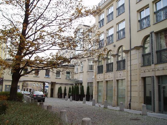 Mamaison Residence Diana Warsaw: Residence Diana
