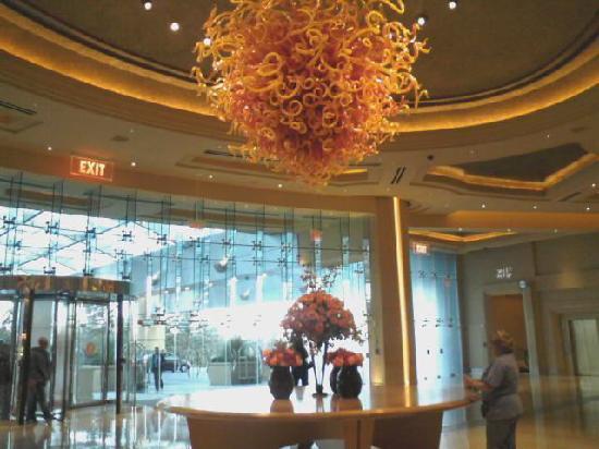 Borgata Lobby Picture Of Borgata Hotel Casino Amp Spa