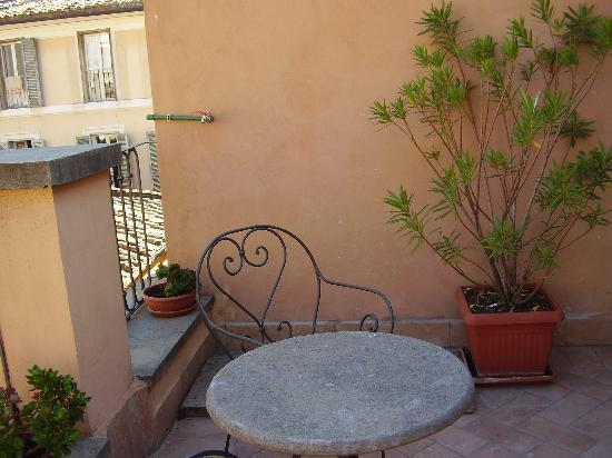 Residenza Canali ai Coronari: Terrace
