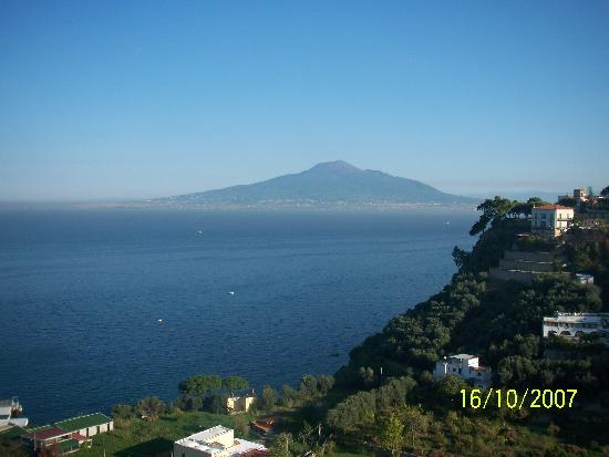 Grand Hotel Angiolieri : View from Room