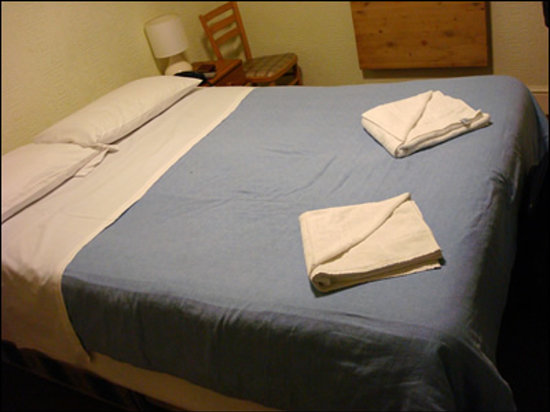 Double standard room-Central Hotel London England