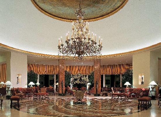InterContinental Madrid: Hotel Lobby
