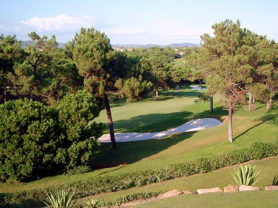 Qinta do Lago Portugal  city pictures gallery : Four Seasons Fairways: 1st fairway, Quinta do Lago North from Fairways