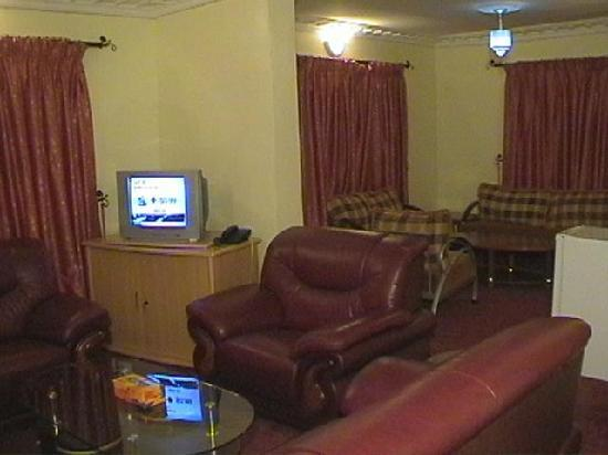 Gusau, Nigéria: one of the living areas
