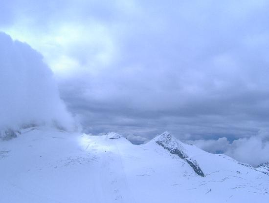 Mayrhofen, Austria: Hintertux Glacier