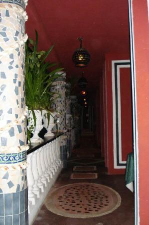 Maya del Mar: Outside the room
