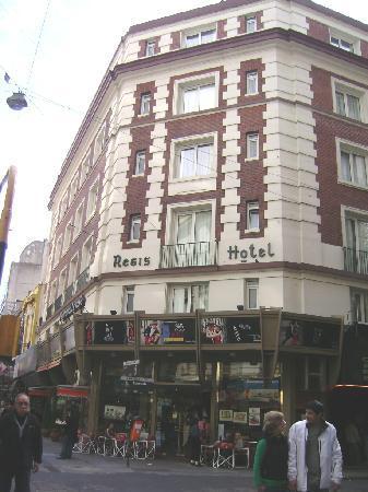 Regis Orho Hotel: Regis Hotel en Peatonal Lavalle c/Esmeralda